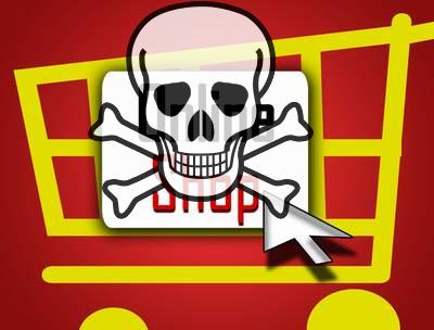 Online-Shop-gehackt